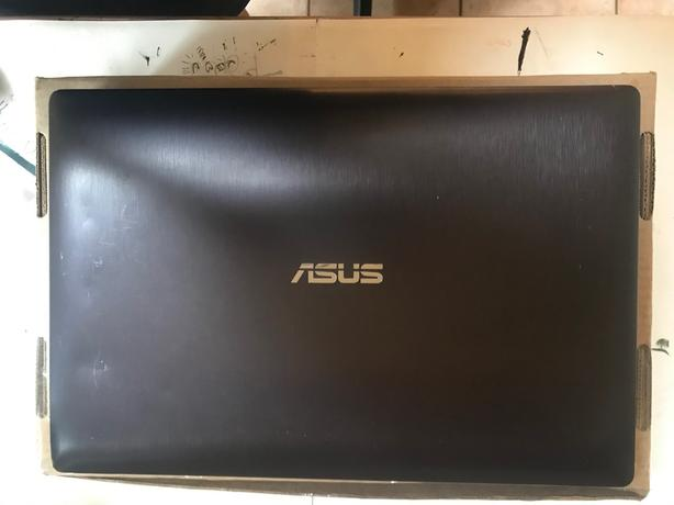 """selling asus 17"""" laptop, touch screen"""