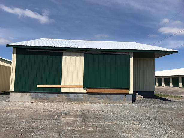 SELF STORAGE UNITS FROM $25. INVERARY, ONTARIO