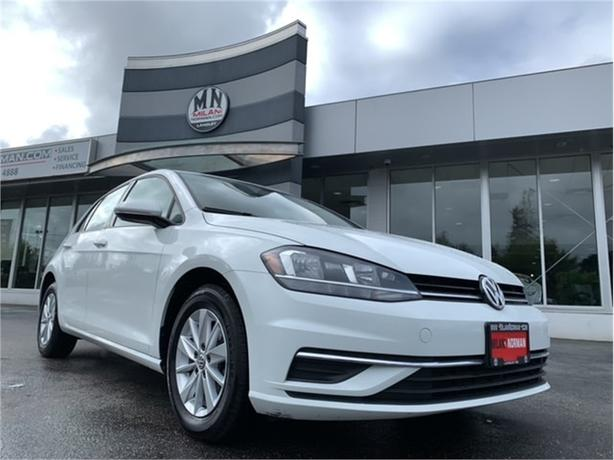 2018 Volkswagen Golf 1.8 TSI Comfortline REAR CAMERA 57KM