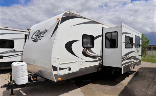 2013 Keystone RV COUGAR 26BHS