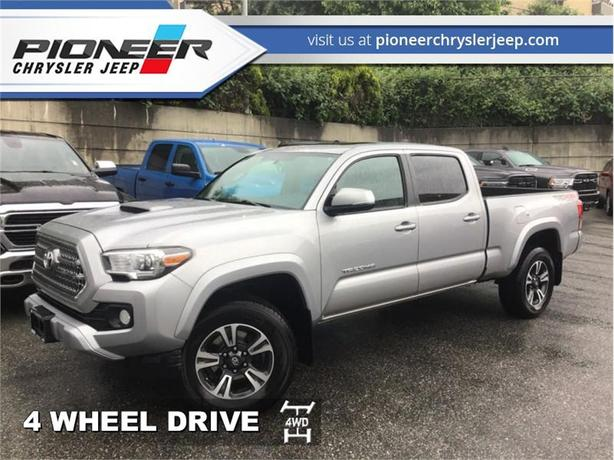 2017 Toyota Tacoma SR5  - Heated Seats -  Bluetooth