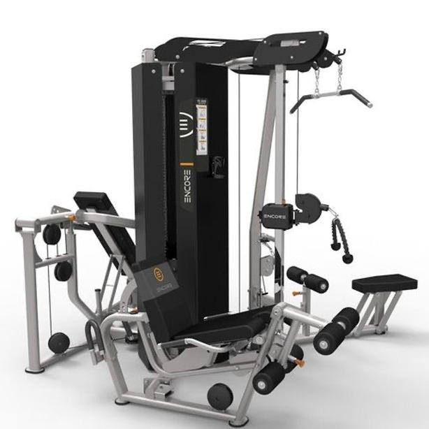 Encore 3 stack home gym