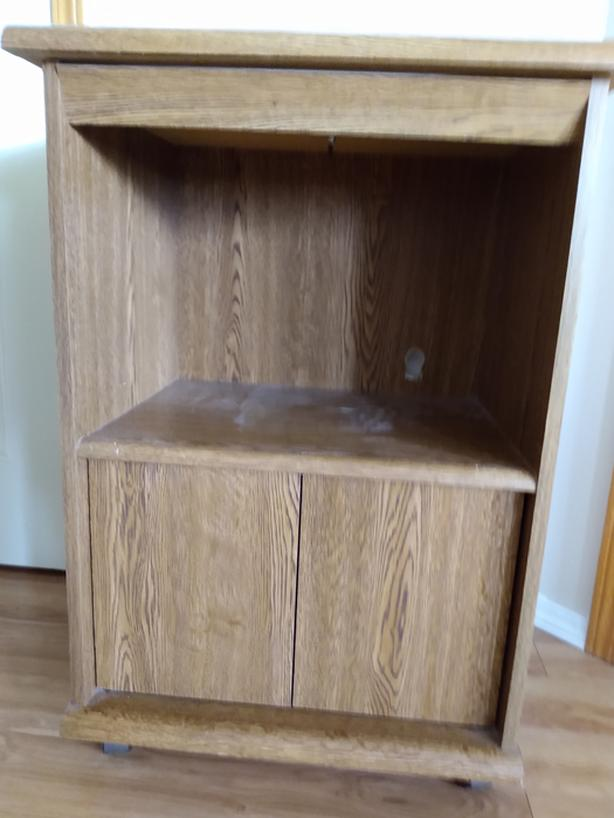 TV STAND OR NIGHT TABLE
