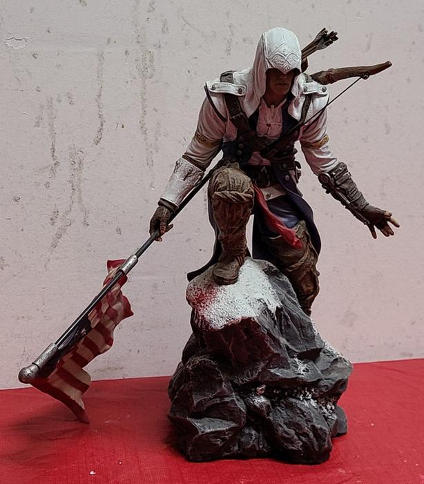 Assassin's Creed III Statue