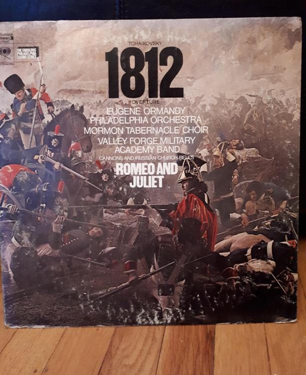 1812 Overture (Vinyl) *PRICE REDUCED!*