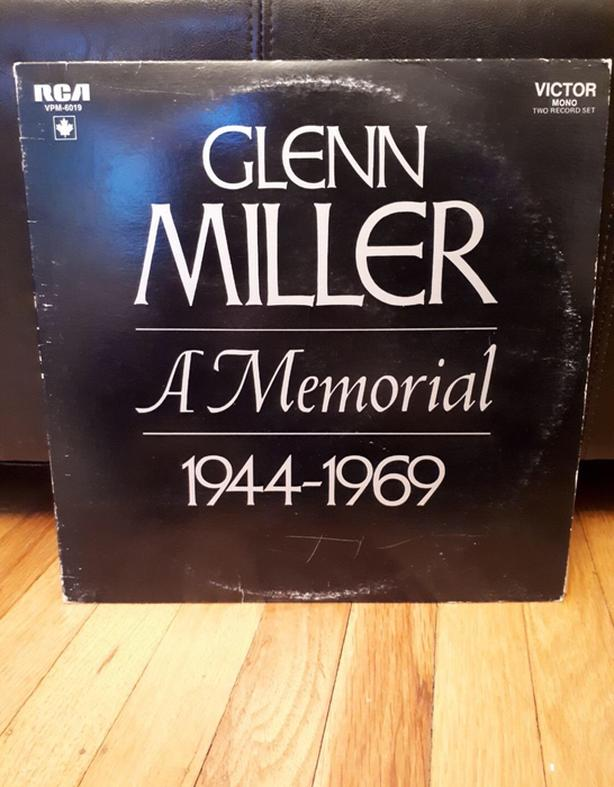 Glenn Miller: A Memorial (Vinyl)  *PRICE REDUCED!*