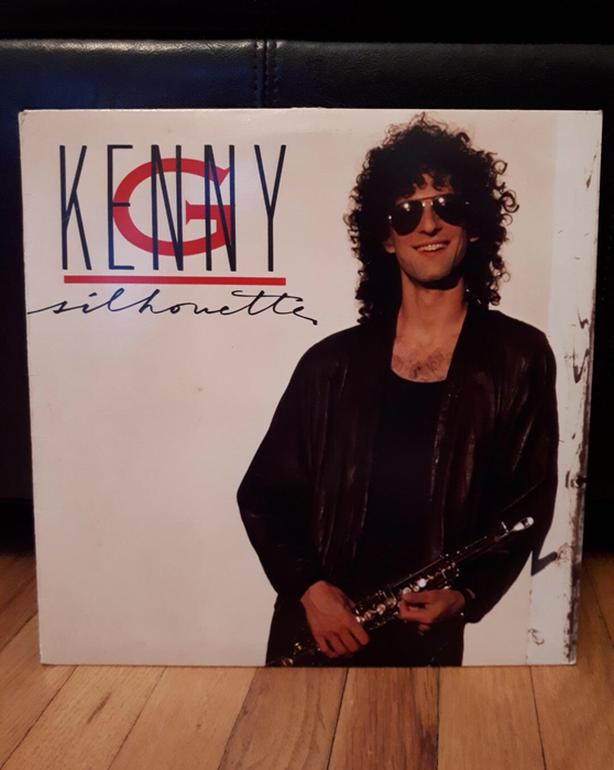 Kenny G: Silhouette (Vinyl)  *PRICE REDUCED!*