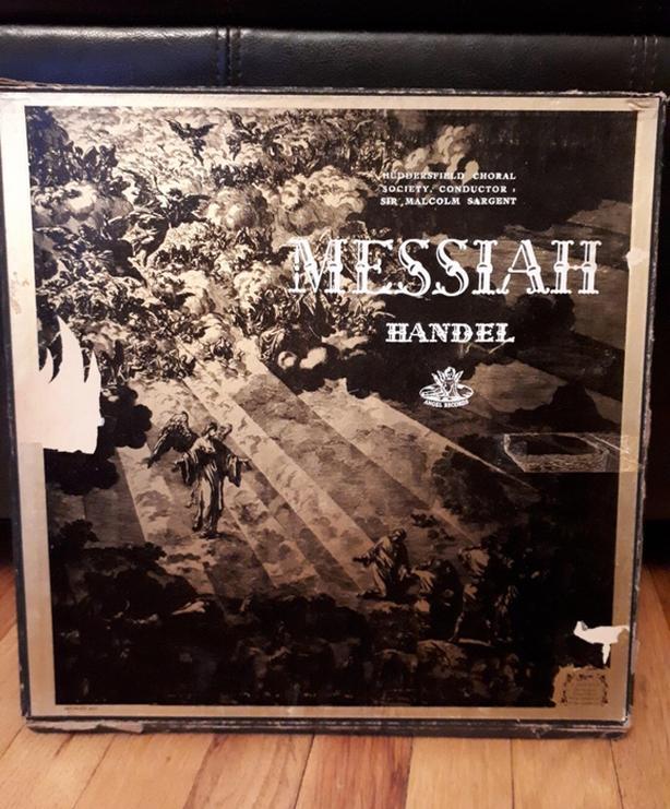 Handel: Messiah (Vinyl)