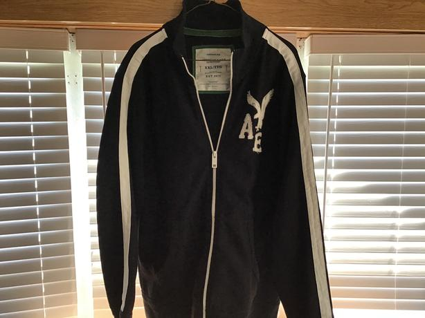 American Eagle full zip