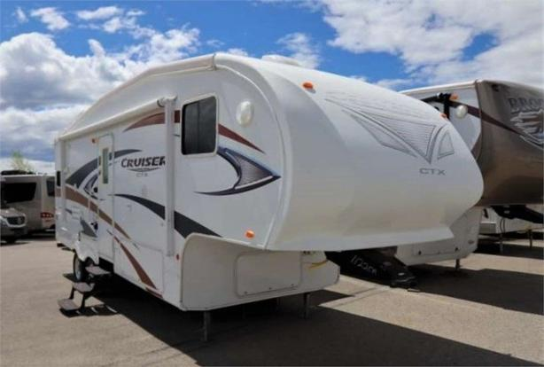 2011 CrossRoads RV CRUISER CTX 26RK