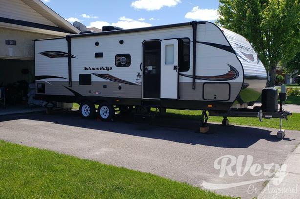 Autumnridge 26bhs (Rent  RVs, Motorhomes, Trailers & Camper vans)