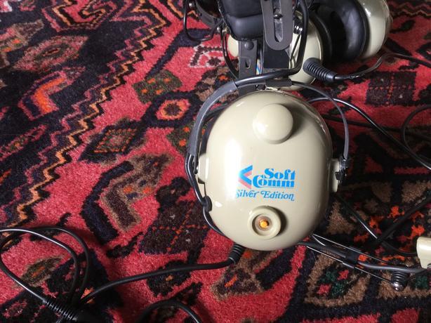 Aviation Headsets  Soft Com C-60