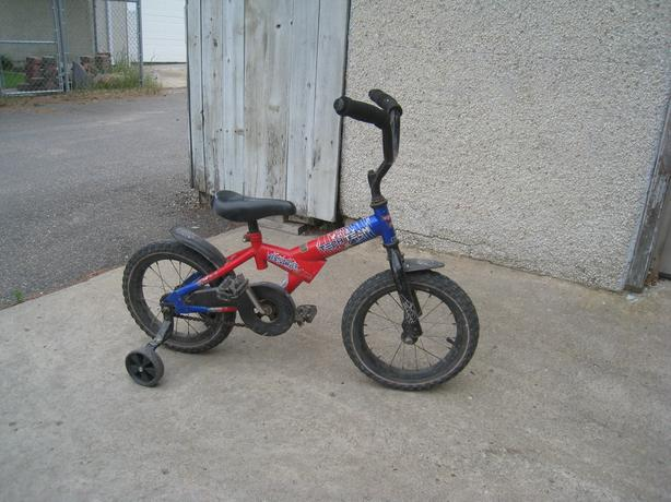 BEGINNER and YOUTH BIKES