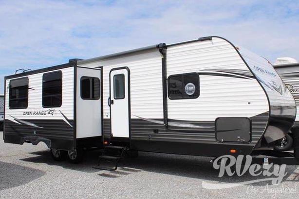 27RLI (Rent  RVs, Motorhomes, Trailers & Camper vans)