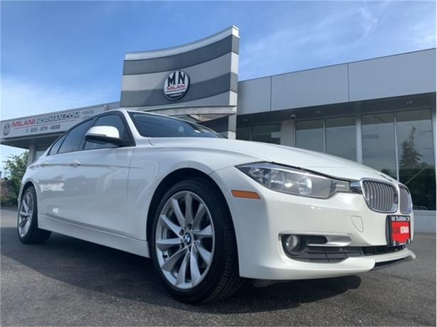 2013 BMW 320 i xDrive AWD NAVI SUNROOF LEATHER ONLY 112KM