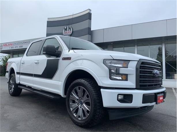 2017 Ford F-150 SPORT 4WD 5.0L V8 NAVI SUNROOF SPECIAL EDITION