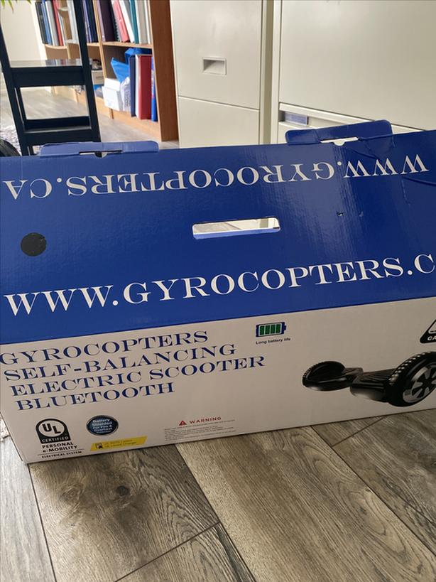 Gyrocopters pro 2.0 hoverboard