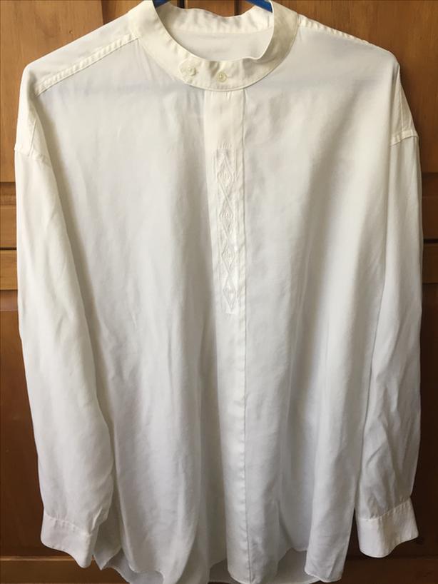 formal dress shirt Mens size Large