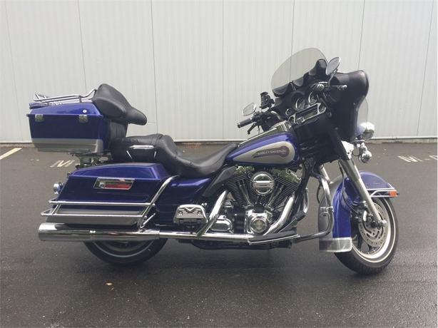2007 Harley-Davidson® FLHTCI