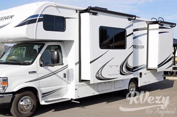 sunseeker 2500 (Rent  RVs, Motorhomes, Trailers & Camper vans)