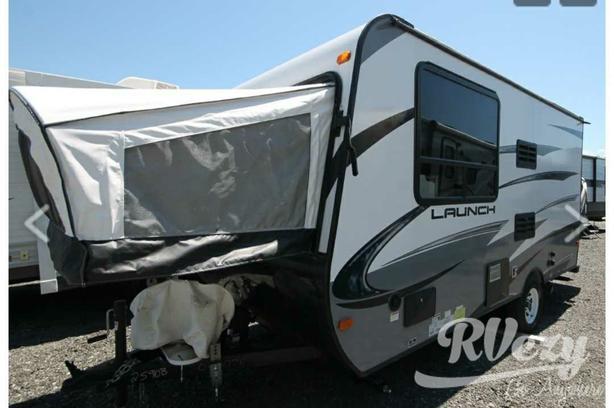 Launch 16 (Rent  RVs, Motorhomes, Trailers & Camper vans)