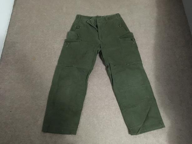 """Canadian Army Issue Combat pants        32"""" waste x 30"""" length"""