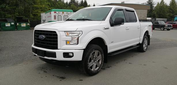 2016 F-150 XLT Sport; $230 Bi-Weekly All In!!**