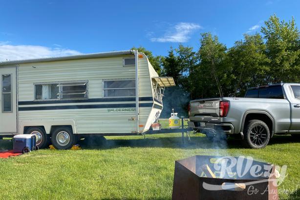 Wilderness (Rent  RVs, Motorhomes, Trailers & Camper vans)