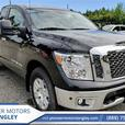 2018 Nissan Titan SV King Premium Pkg  ALMOST NEW