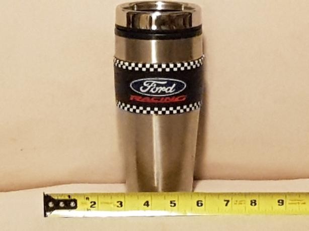 Ford Racing Travel Mug