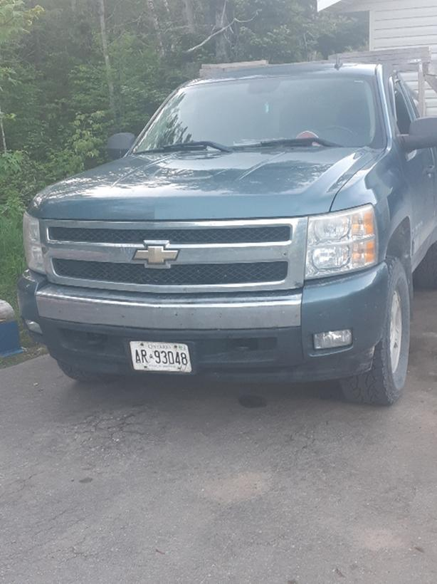 2007 chevy 1500 4x4