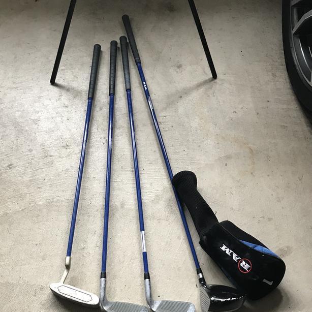 Ram Juniors Golf set