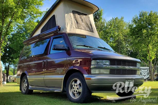 Safari condo (Rent  RVs, Motorhomes, Trailers & Camper vans)