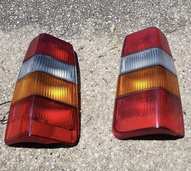 WANTED: WANTED: VOLVO 240    WAGON TAIL LIGHTS