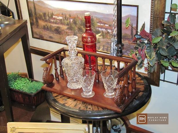 Rosewood Shelf