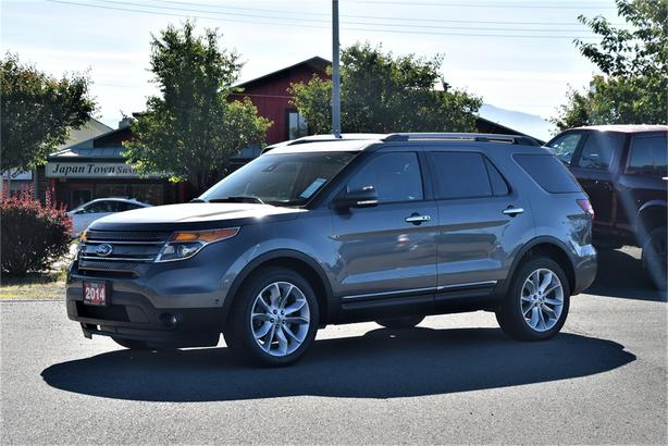 2014 Ford Explorer LIMITED *4X4**NAVIGATION*