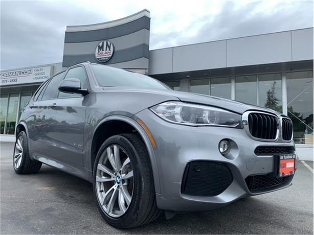 2016 BMW X5 xDrive35i AWD TURBO M-SPORT NAVI SUNROOF REAR CAME