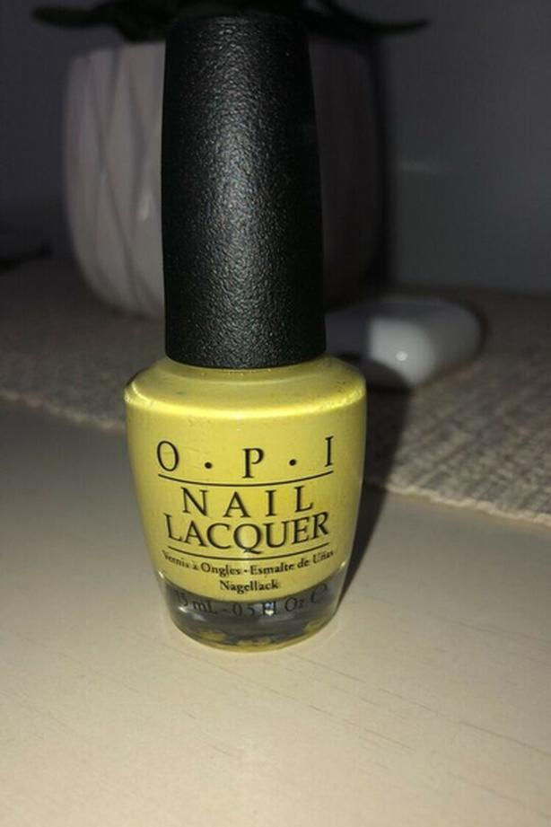OPI Nail Lacquer - Colour Plant One On Me