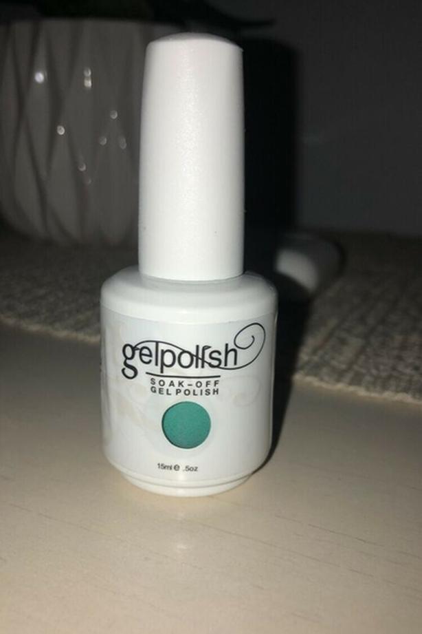 Gel Nail Polish Vishine - Colour Aquamarine(673)
