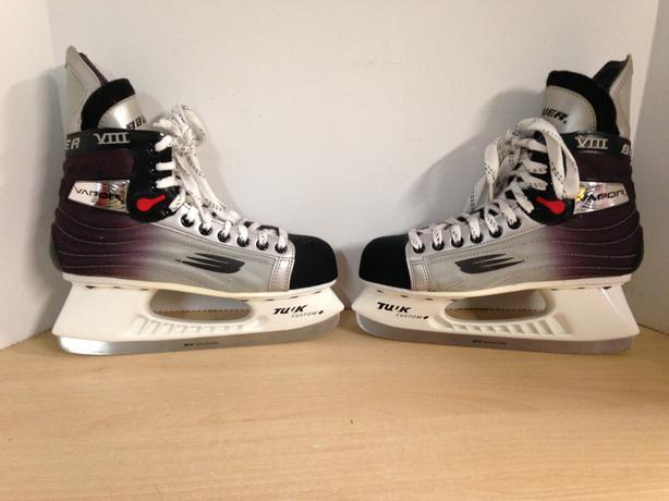 Hockey Skates Men's Size 8.5 Shoe Size Bauer Vapor VIII As New