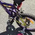 Small Child's Bike Training Wheels