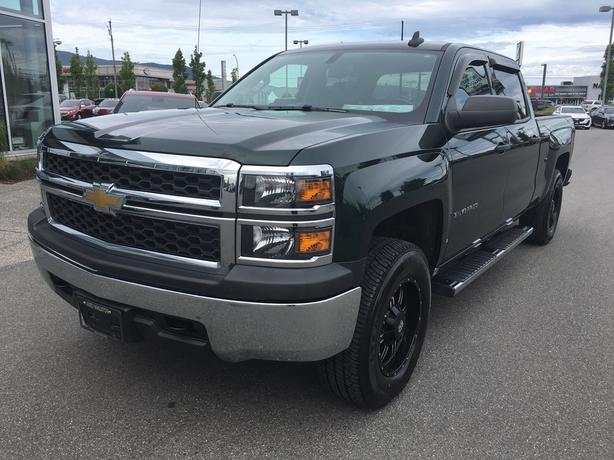 2015 CHEVY 1500 CREW CAB 4X4 FOR SALE