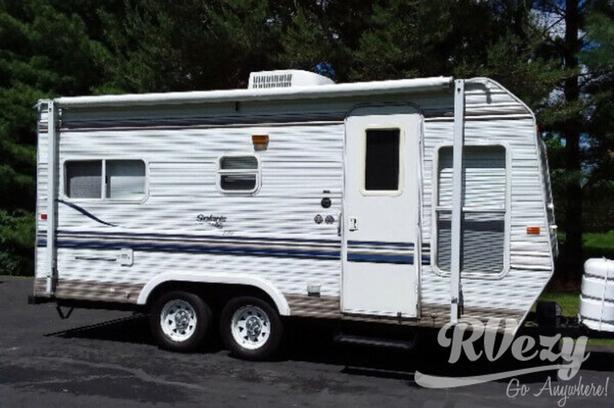 SOLARIS LITE T-1950 (Rent  RVs, Motorhomes, Trailers & Camper vans)