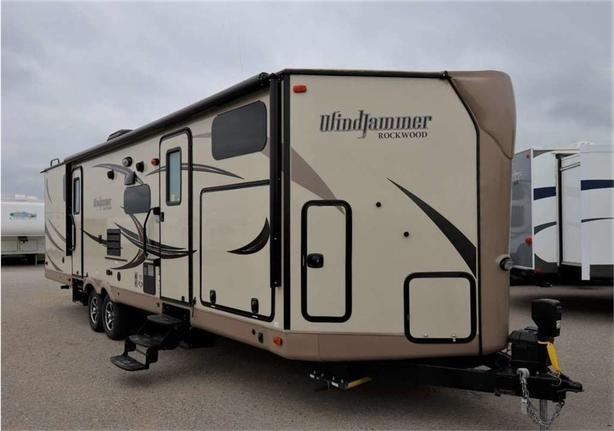 2016 Forest River Windjammer 3006WK