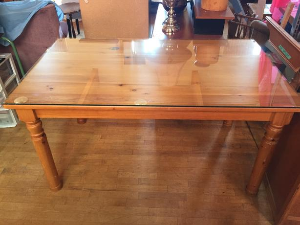 Harvest Modern Country Dining Table