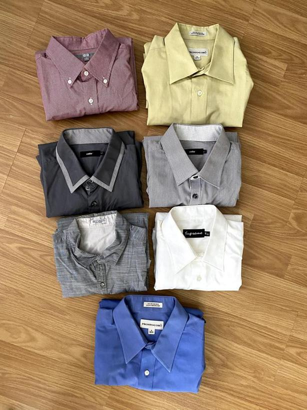 Assorted Semi Formal/ Formal Men Shirts