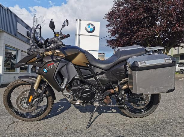 2016 BMW F800GSA