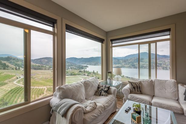 Stunning Okanagan Falls Home w/ Suite & Lake Views