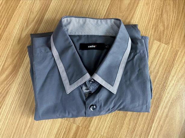 Dark Grey Work/Casual Shirt