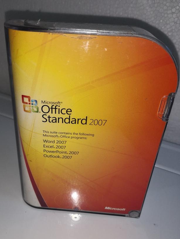 Microsoft Office Standard 2007
